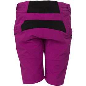 Zimtstern Startrackz Bike Shorts Women Fuchsia